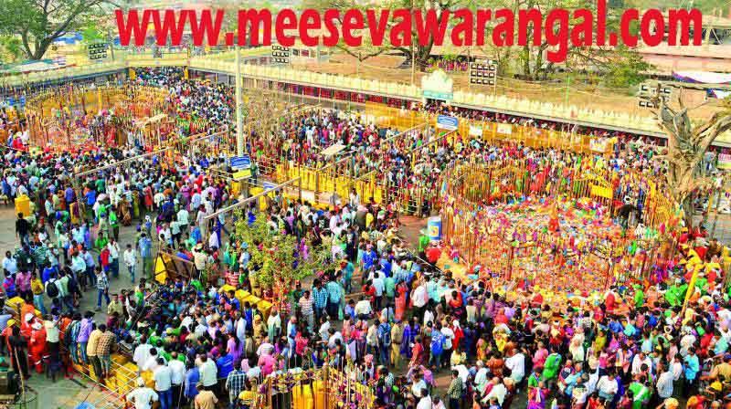 Medaram Sammakka Saralamma Jatara Telangana Kumbh Mela