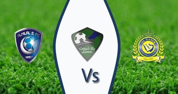 نتائج مباريات اليوم الدوري السعودي مباشر