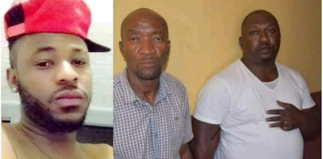 """I Didn't Know How The Bullet Hit Kolade""- SARS Officer Tells His Own Side Of The Story Of How Kolade Johnson Was Killed"