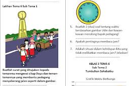 Soal UTS/PTS Kelas 3 SD Semester 2 Kurikulum 2013 Revisi 2017