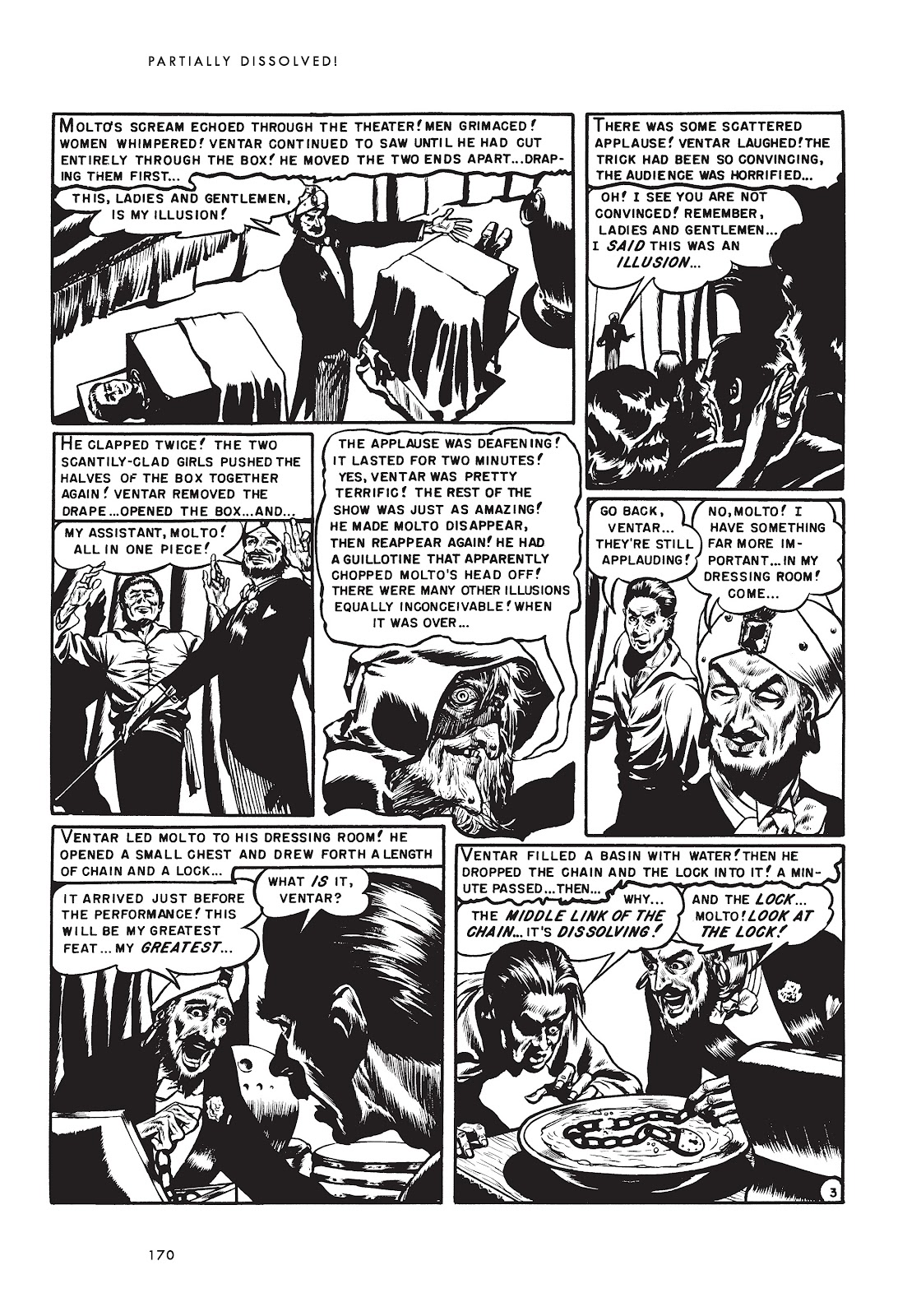 Read online Doctor of Horror and Other Stories comic -  Issue # TPB (Part 2) - 86