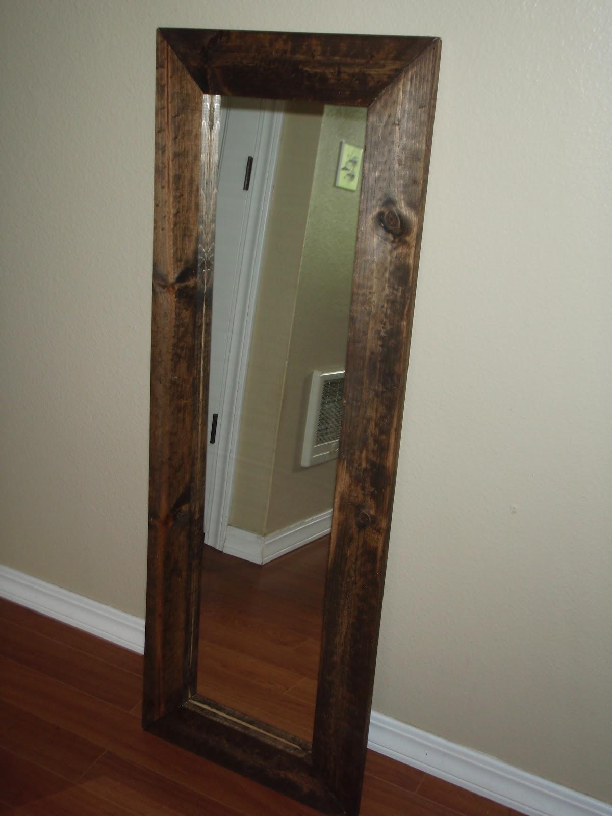 Tons Of Fun Momma Diy Full Length Mirror