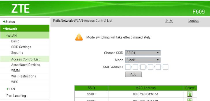 Cara Memblokir WiFi Yang Dicuri Secara Permanen