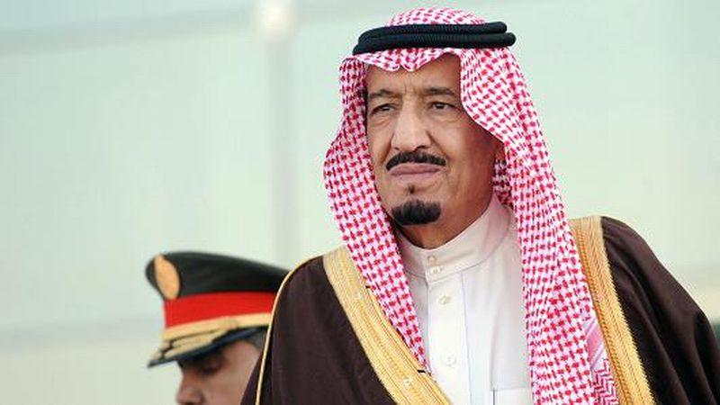 Raja Salman (Okezone)