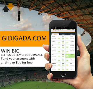 GidiGada lets you win Big Money betting on Player's Performance