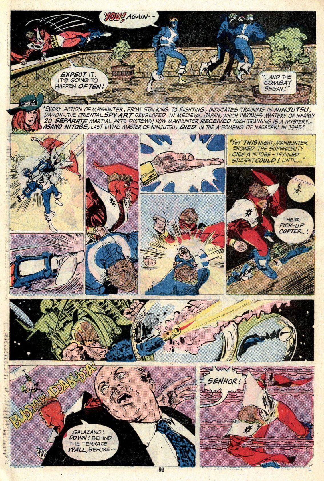 Detective Comics (1937) 438 Page 93