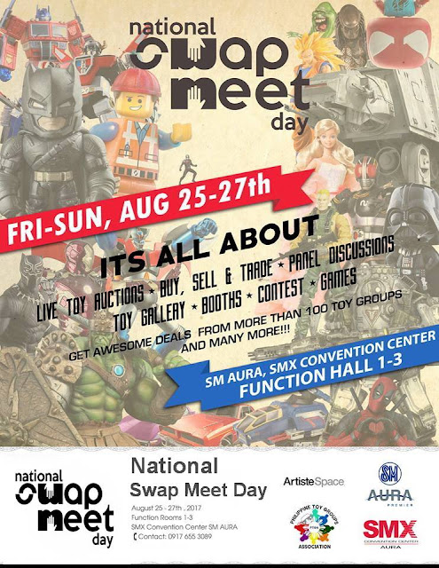Featured event -  The 1st National Swap Meet: For Collectors, By Collectors
