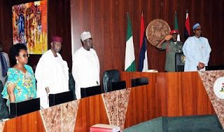 Federal Executive Council meeting postponed