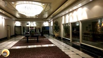 Hotel Istana Lobby Area, Interior Design, Malaysia