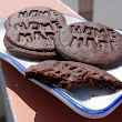 Galletas de chocolate tipo oreo
