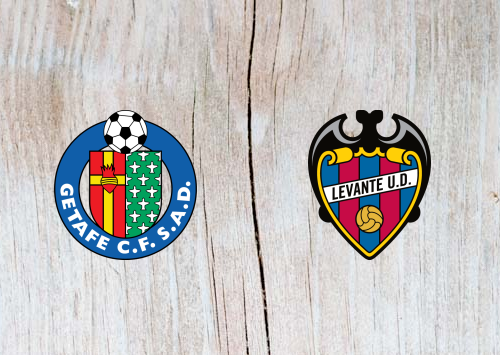 Getafe vs Levante - Highlights 06 October 2018