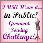 Garment Sewing Challenge: May 2012