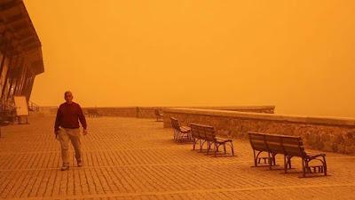 Χρ. Ζερεφός: Η αφρικανική σκόνη ήρθε για να μείνει
