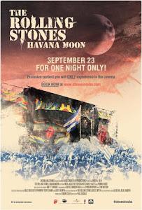 The Rolling Stones Havana Moon Poster