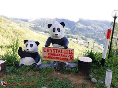 Crystal Hill Kundasang Panda
