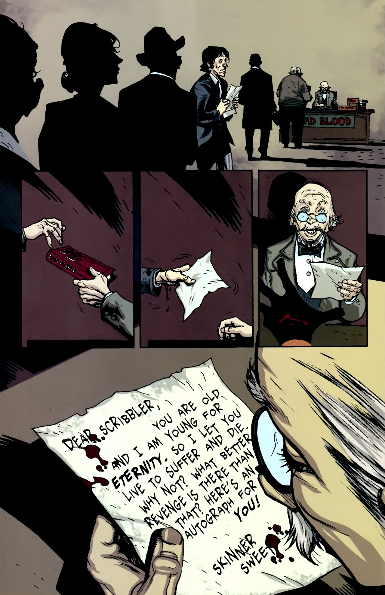 Read online American Vampire comic -  Issue #5 - 33
