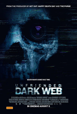 Unfriended Dark Web 2018 Custom HD Sub V2