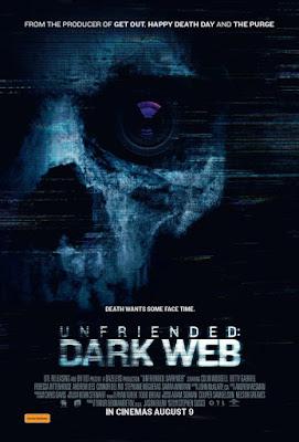 Unfriended Dark Web 2018 DVD R1 NTSC Latino