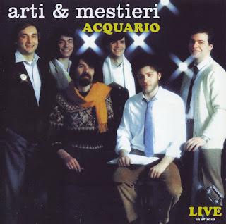Arti & Mestieri - 1983 - Acquario
