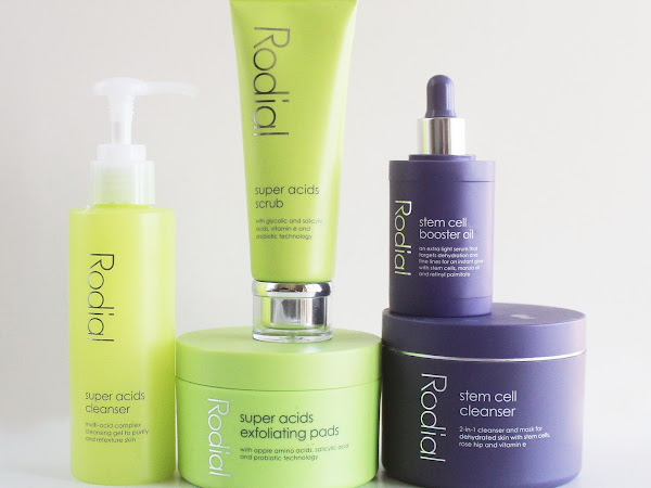 My Rodial Skincare Favourites