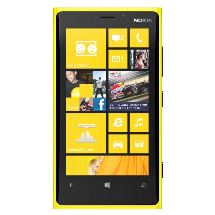Spesifikasi Harga Nokia Lumia 920 Terbaru | Teknologi Terbaru