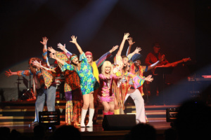 Rock and Roll tribute in Pigeon Forge