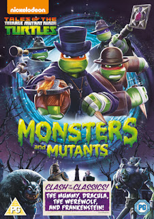 Tales of the Teenage Mutant Ninja Turtles: Monsters and Mutants – review