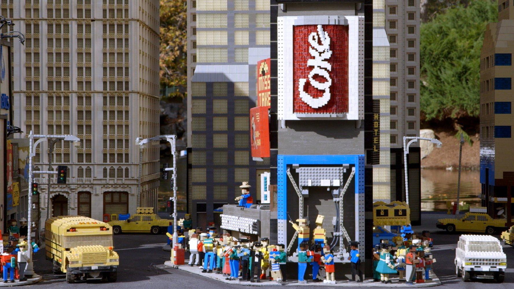 Beyond the Brick A LEGO Brickumentary