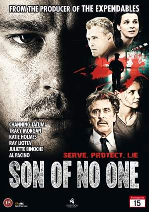 The Son of No One DVDR NTSC Descargar Español Latino ISO 2011
