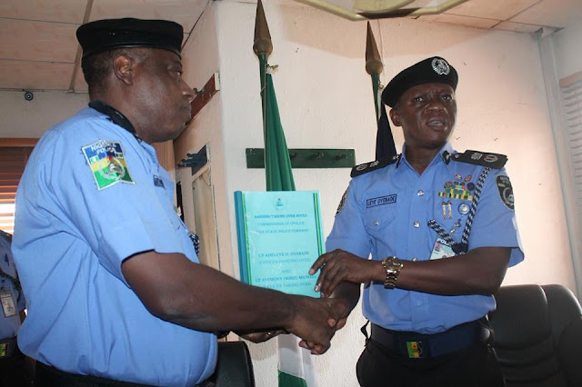 Ogbizi Micheal becomes Abia State new Commissioner Of Police