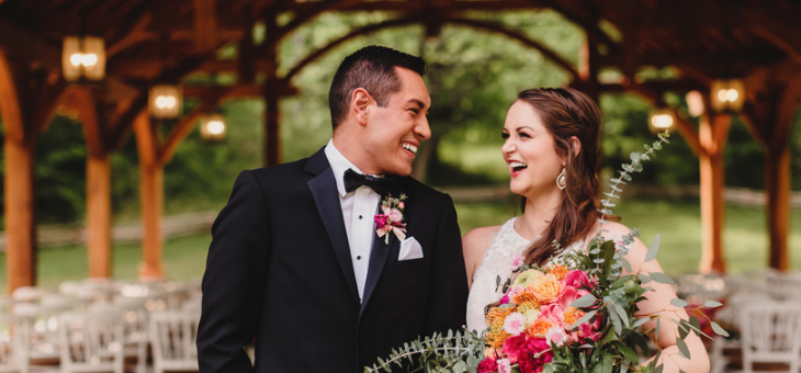 Romantic Spring Mountain Styled Shoot
