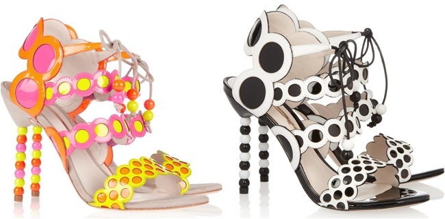 mopst beautiful Sophia Webster sandals