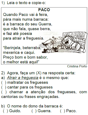 Texto PACO, de Cristina Porto