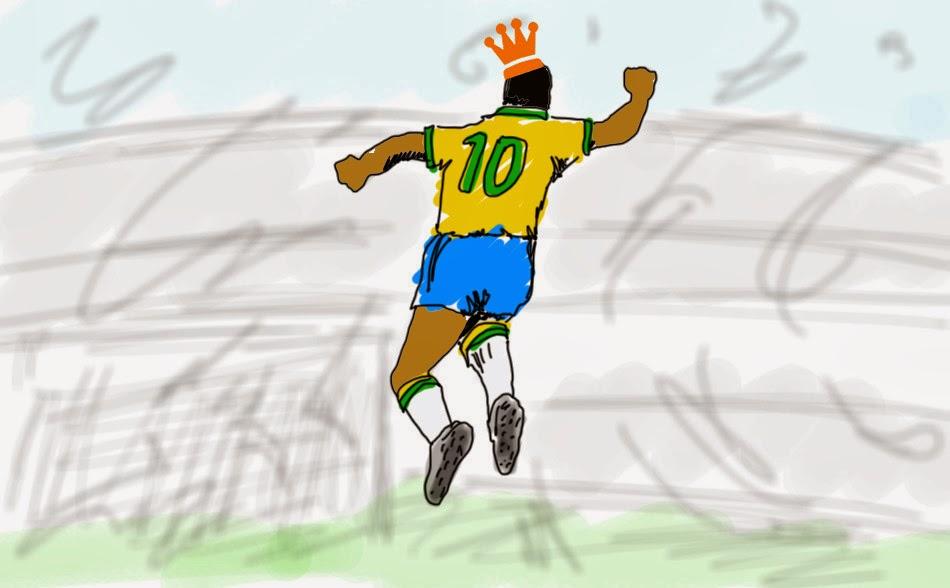 d5654dea0f13b Sir PELÉ, THE KING OF FOOTBALL: Março 2014