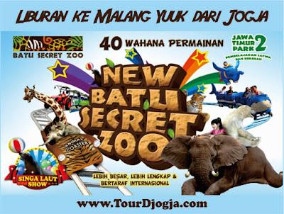 paket tour dari Jogja ke Malang