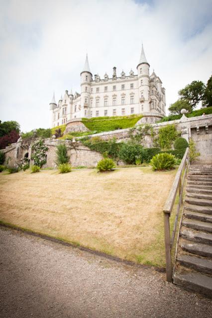 Golspie-Dunrobin castel