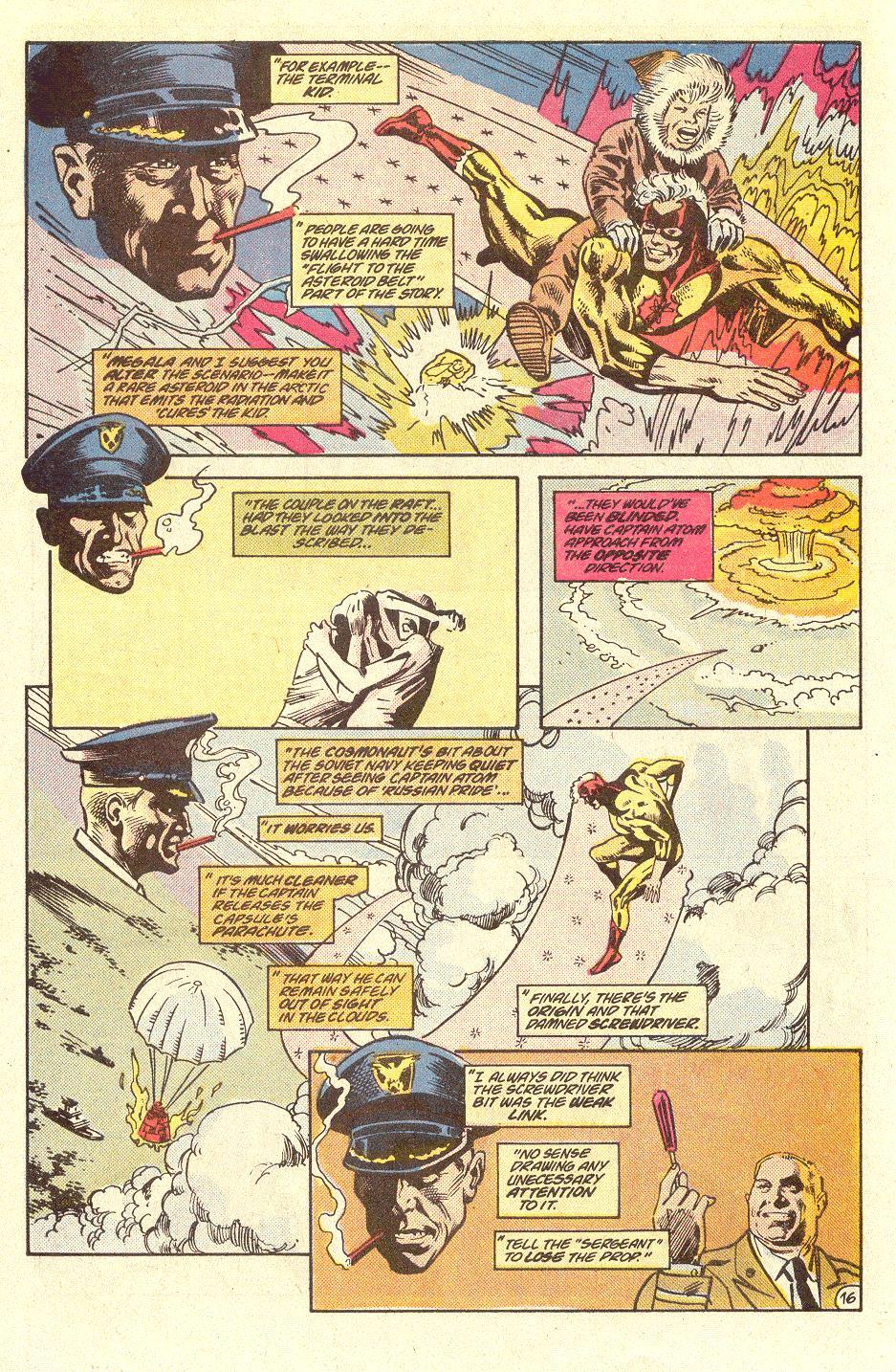Read online Secret Origins (1986) comic -  Issue #34 - 18