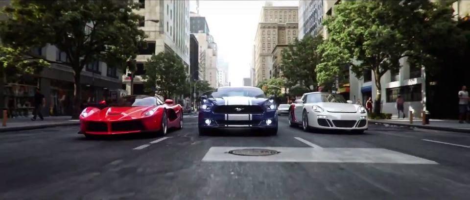 A publisher Ubisoft divulgou o trailer de lançamento de The Crew, seu novo jogo de corrida