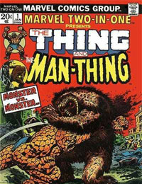 Marvel Two-In-One (1974)