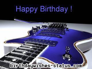 birthday wishes for musicians