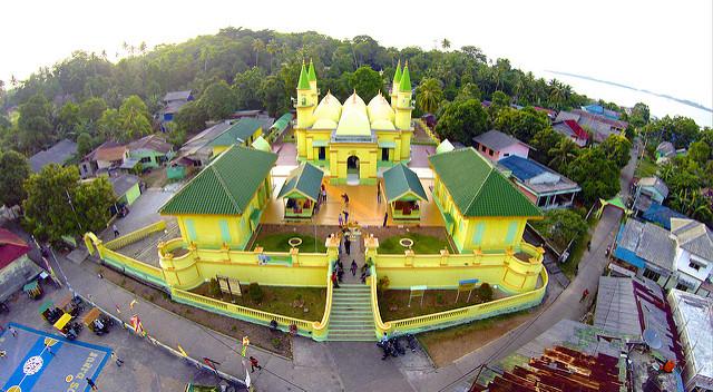 masjid pulau penyengat