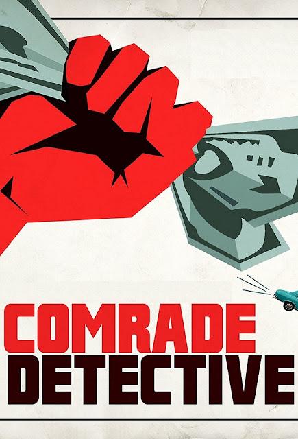 Comrade Detective (2017-) ταινιες online seires oipeirates greek subs