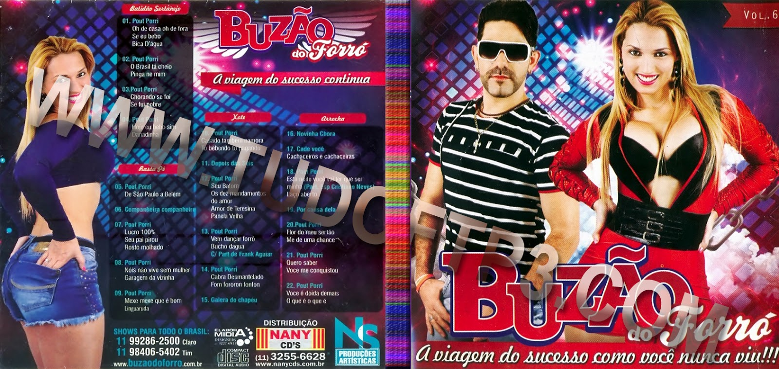 cd buzao do forro