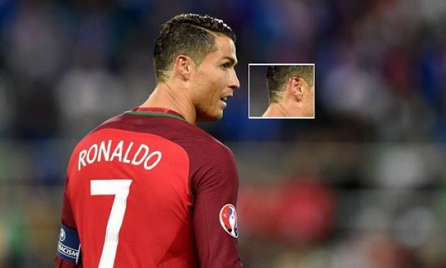 تعرف على السر الإنساني وراء قصة شعر رونالدو الجديدة  ليست مجرد قصة شعر ...