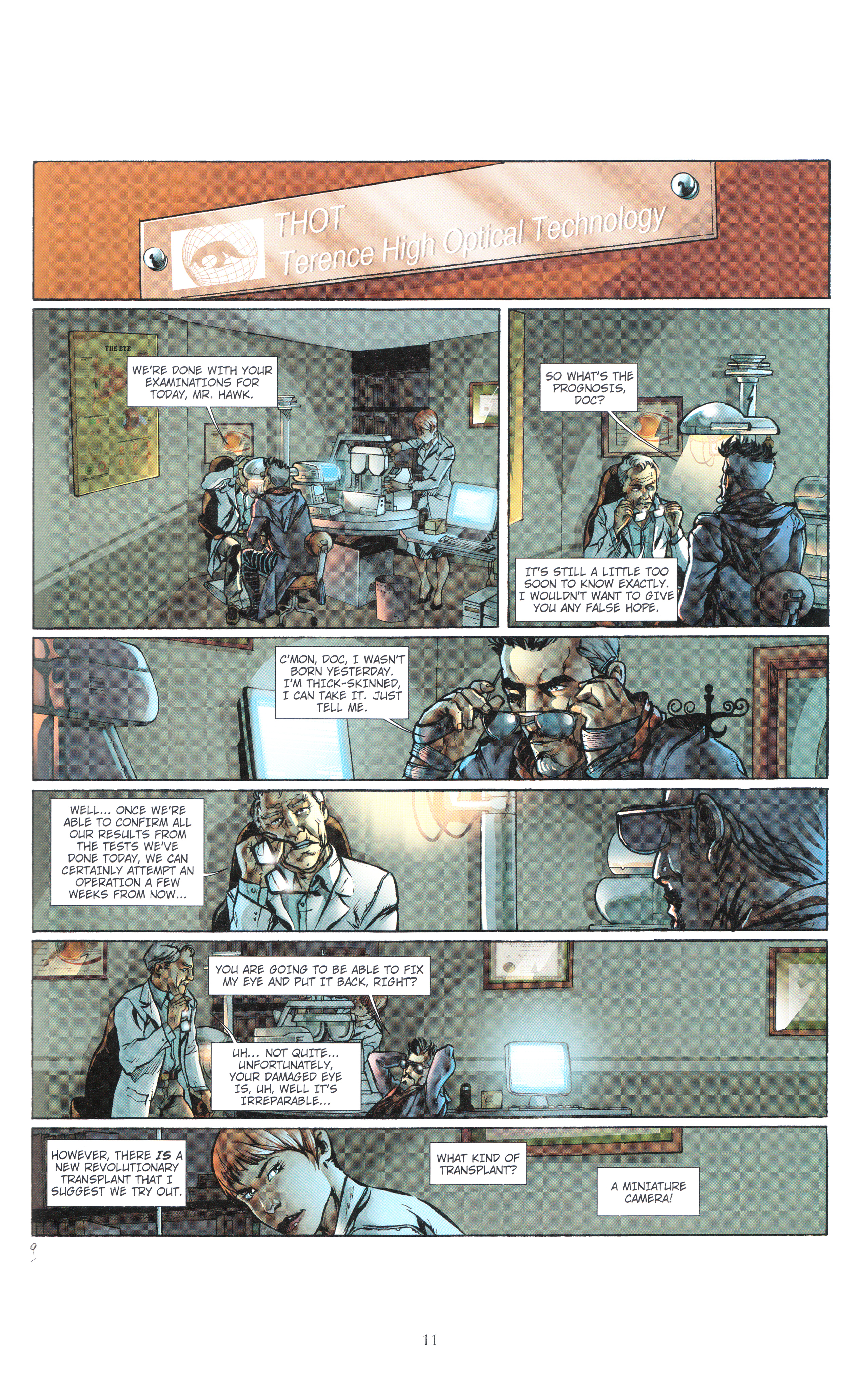 Read online Assassin's Creed (2012) comic -  Issue #4 - 11