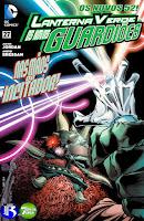 Os Novos 52! Lanterna Verde - Os Novos Guardiões #27