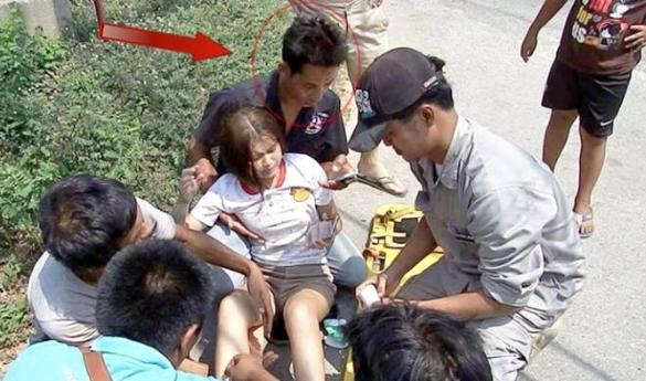 Bukan Dipuji Pria Ini Malah Dihujat Usai Menolong Wanita yang Kecelakaan, Ada Apa?