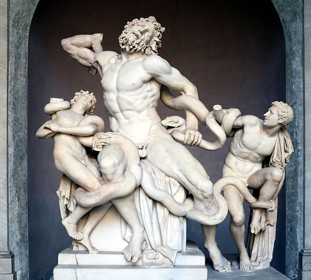 Laocoon and his Sons Vatican Miuseum