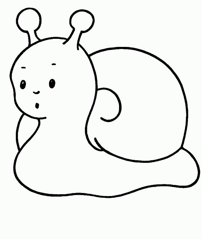 Imagenes De Animales Animados Para Colorear