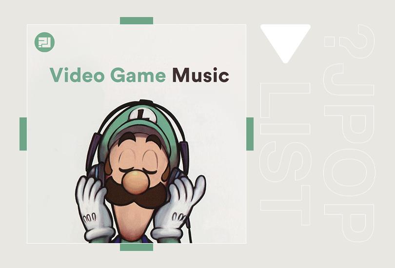 Random J Pop playlist: Video game music | Random J Pop